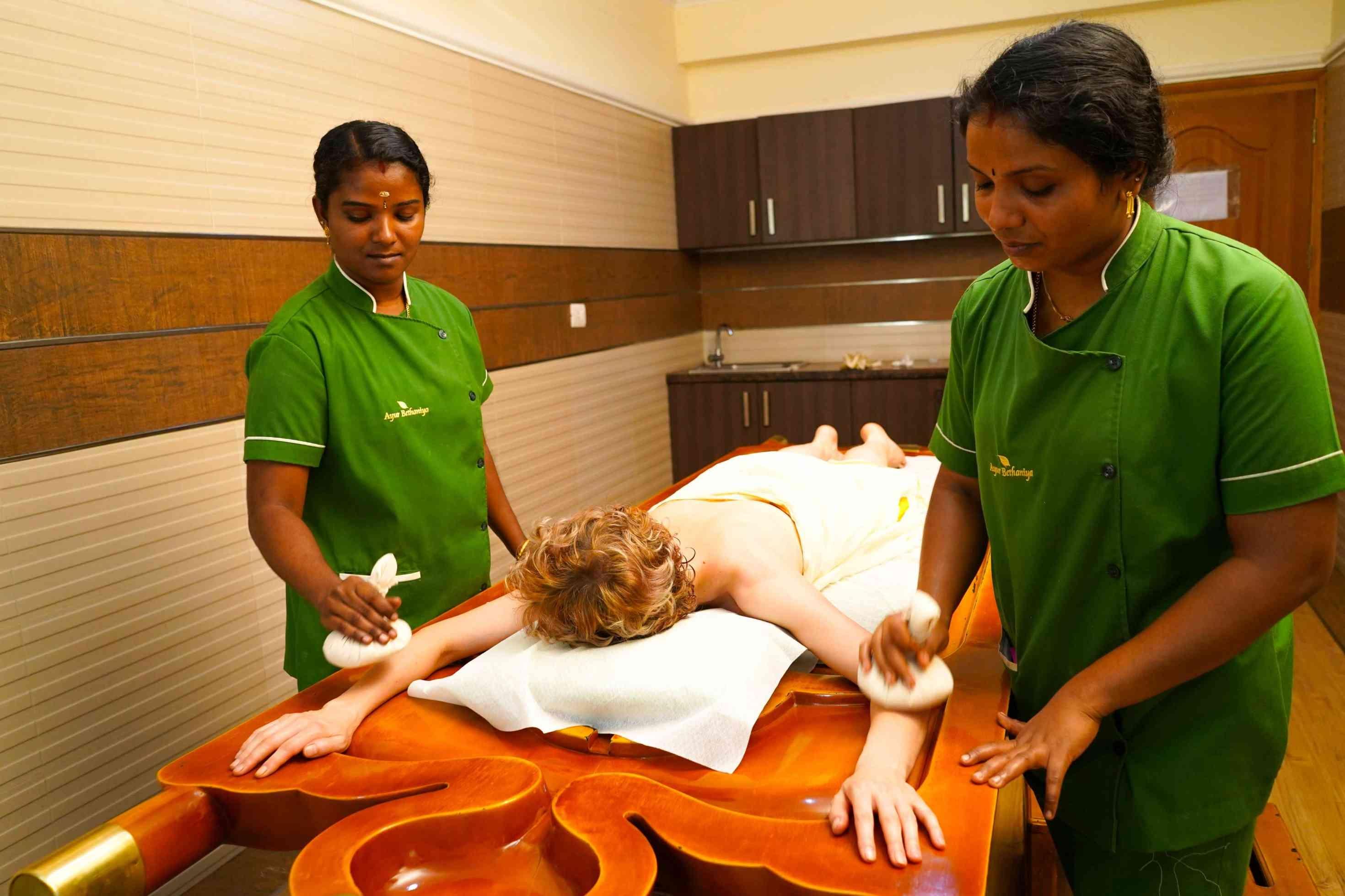 Post Covid Treatment in Kerala