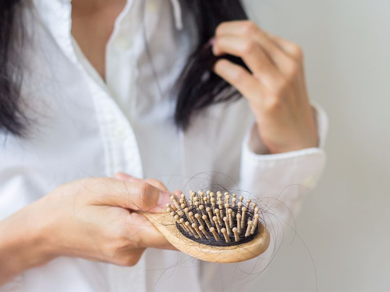 Ayurveda for hair fall