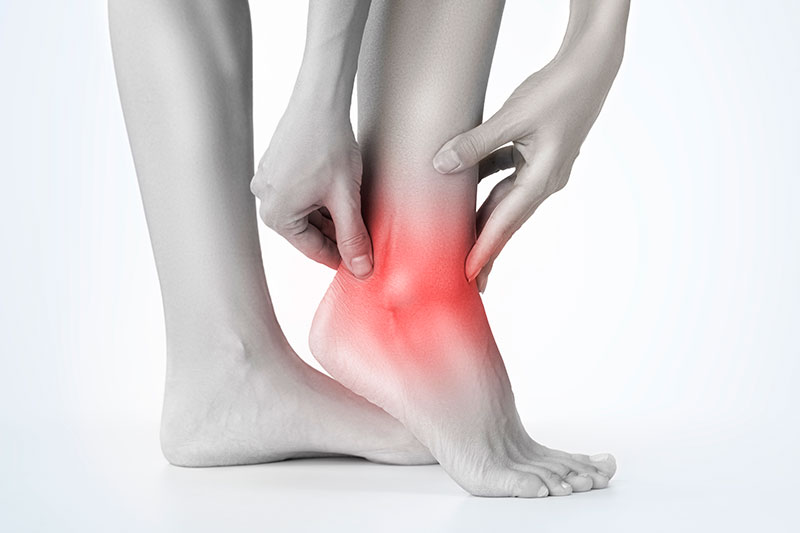 Muscle Sprains or Cramps