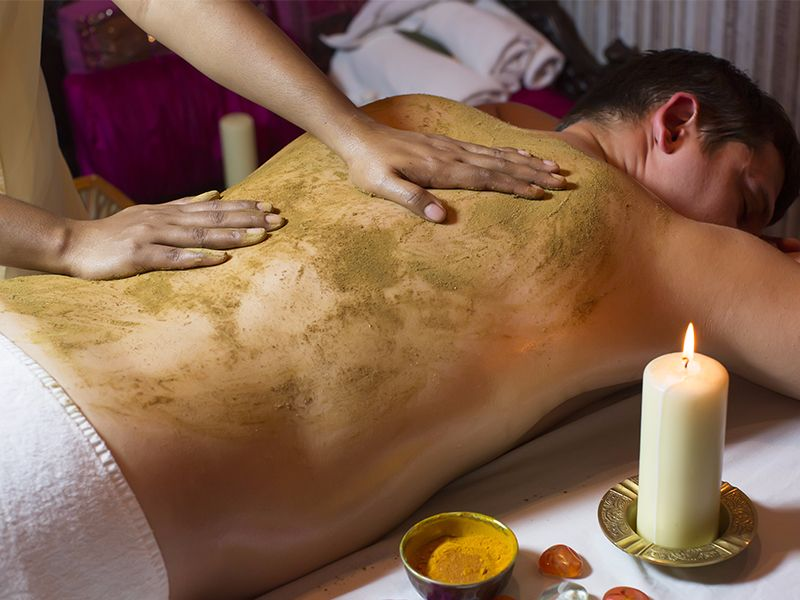 Relaxation package in Ayurveda