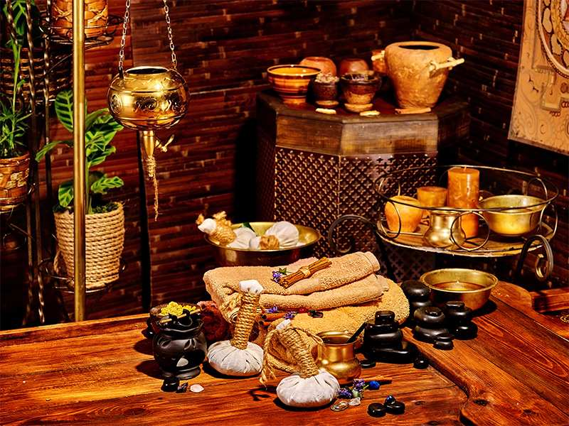 Rejuvenation package in Ayurveda