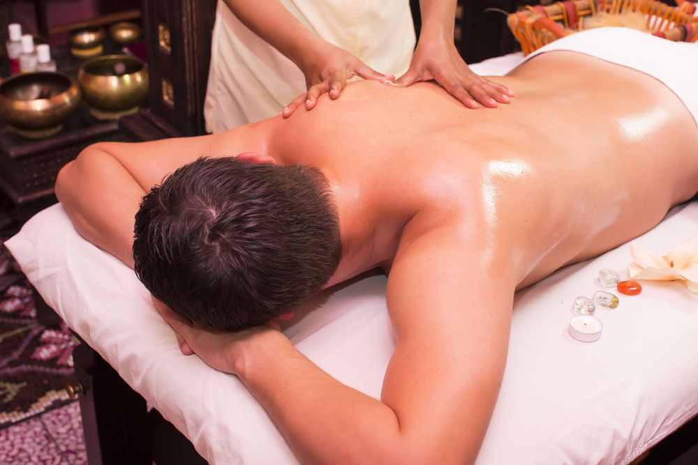 ayurveda massages in Kerala